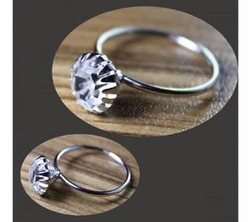 Stone Setting Finger Ring