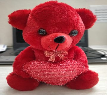 Teddy Bear Heart Doll