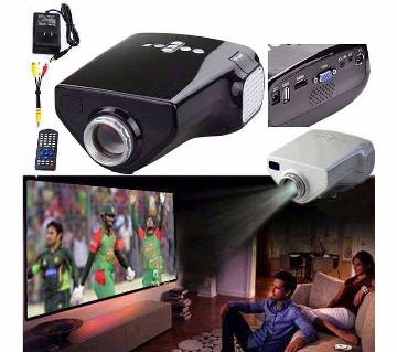 Full HD মাল্টিমিডিয়া LED মিনি প্রজেক্টর1