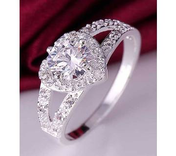 Valentine Special heart shaped Finger Ring
