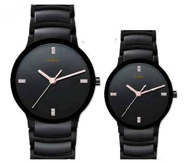 Rado Couple Watch Combo offer-Copy