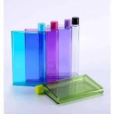 Notebook Water Bottle(-420ml)-1pcs