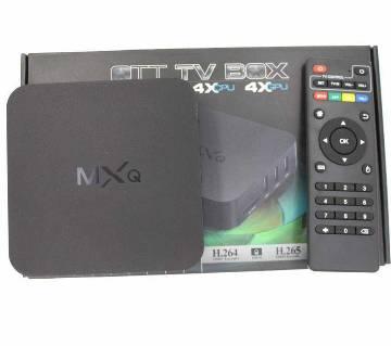 MXQ-4K android TV box