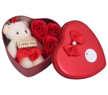 Valentine Day Suit Love Gift Box