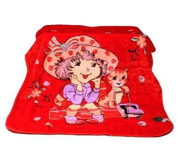 Soft 3D Baby Blanket
