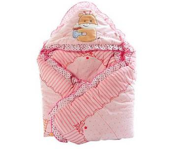 Baby Wrapper with hood
