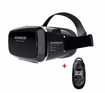 VR SHINECON and Bluetooth remote new version