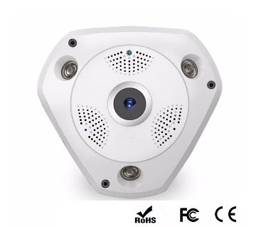 VR 360° Panoramic IP Camera