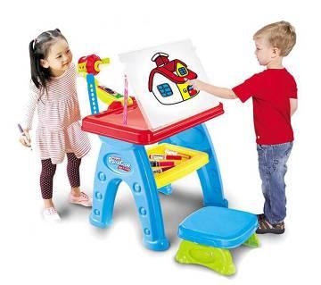 Projector Creativity Desk for kids