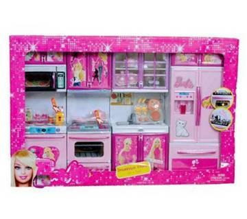 Barbie Dream-house Kitchen