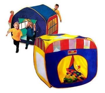 Big Toy Tent