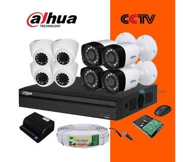 Dahua 4 Camera Packege