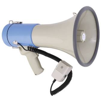 Powered Megaphone ER-66