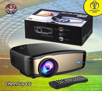 Cheerlux C6 Multimedia Projector