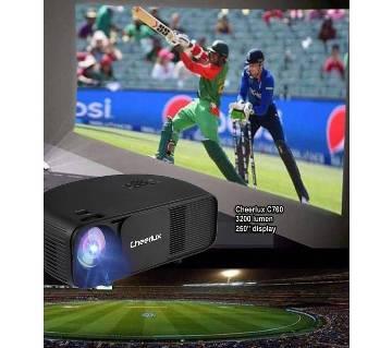 Cheerlux CL760 Multimedia Projector