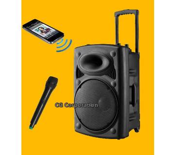 Rechargeable Bluetooth Microphone Speaker
