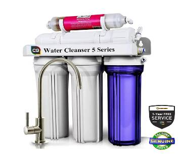 5-Stage CG Pure Water Inline System