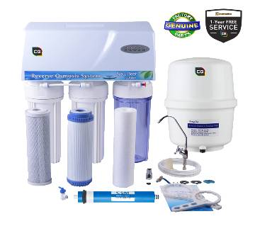 5-Stage CG Pure Water RO 75 GPD & Cover