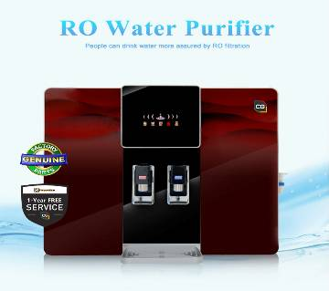 5-Stage CG Pure Water RO 75 GPD Hot & Normal Water