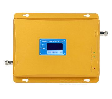 3G signal booster repeater