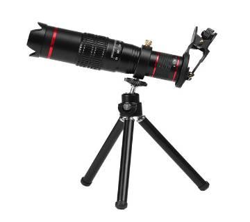 15x Zoom 4k Mobile Phone Telescope Lens