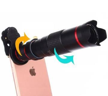 26X Zoom 4k Mobile Zoom Lens