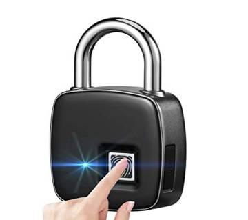 Smart Fingerprint Door Lock Padlock