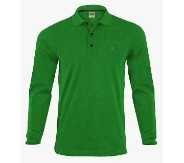 Police Gents full sleeve polo shirt-replica