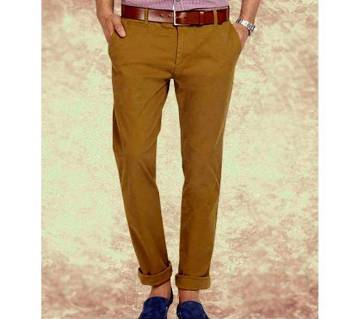 Casual Gabardine pant for men