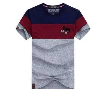 Mens Stylish Half Sleeve T-Shirt