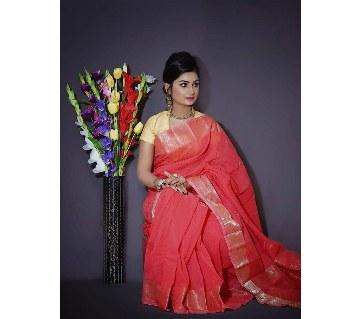 Half Silk Sharee