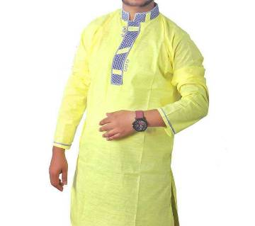 Gents cotton short punjabi