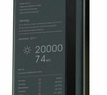 Remax RPP-73 Linon Pro Power Bank 20000mAh