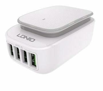 LDNIO A4405 4 Port USB Charger With Night Light