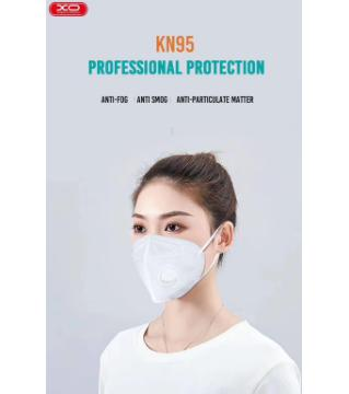 KN95 5Layers Protective Musk with Valve