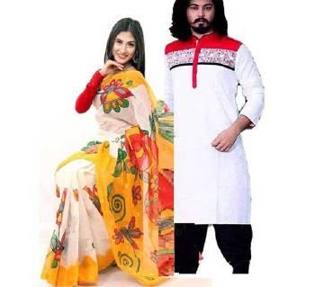 sharee and punjabi combo offer