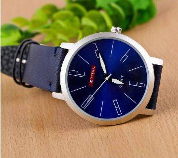 Stylish Titan Gents Wrist Watch-Copy