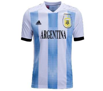 Kids Argentina Short-sleeve Home Jersey 2018 copy