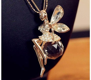 Angel shaped pendant
