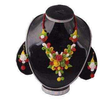 boishakhi necklace set