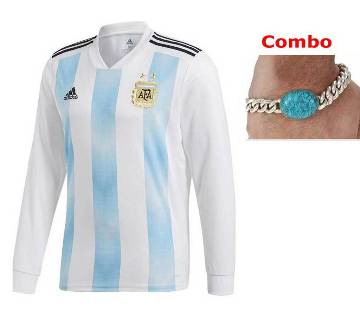 Argentina World Cup 2018 Jersey Combo offer