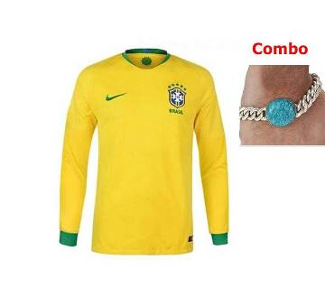 World cup 2018 Brazil Jersey Combo Offer (Copy)