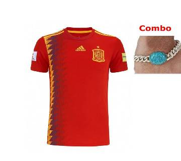 World Cup 2018 Spain Jersey Combo offer