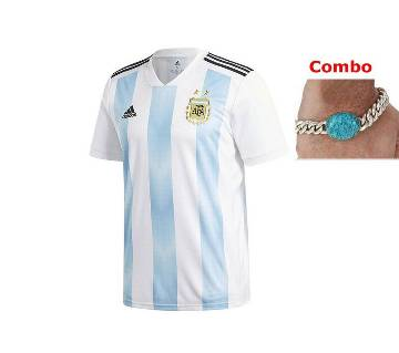 World Cup Argentina  Jersey Combo offer