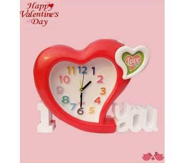 Multi function sweet love watch- Valentine gift