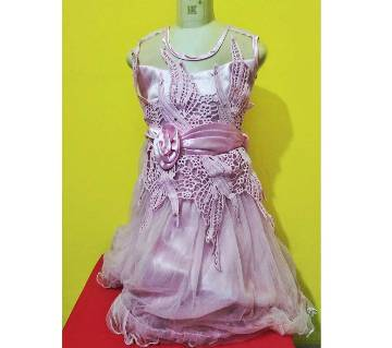 Eid collection exclusive kids party dress