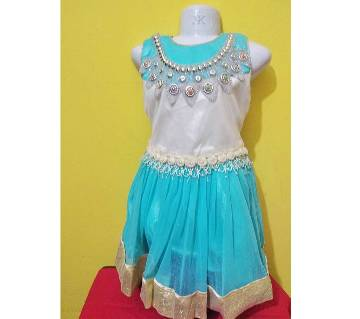 Eid collection kids party dress