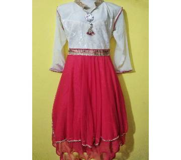 INDIAN NEW KIDS PARTY DRESS