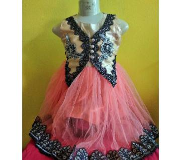Eid collection kids indian exclusive party dress