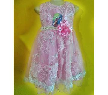 Eid collection kids exclusive party dress